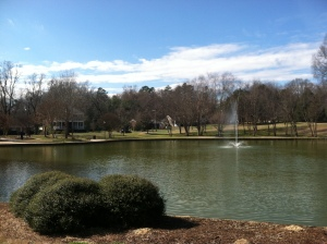 Freedom Park in Charlotte, NC